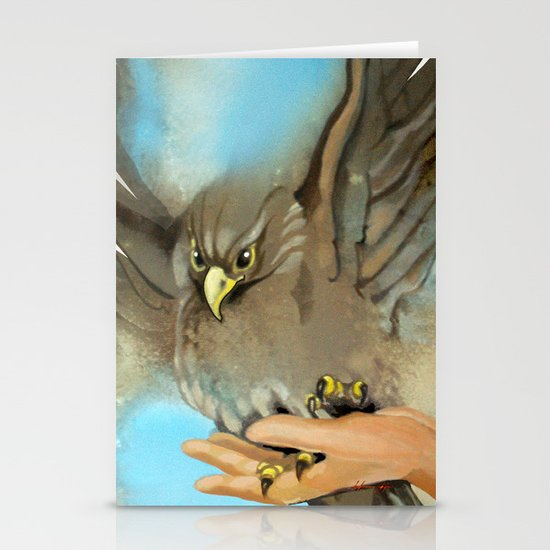 Eagle's Wings Stationery Cards