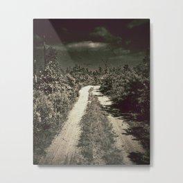 Purgatory Road Metal Print