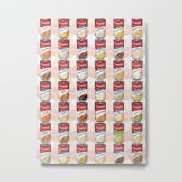Campbell's Soup Metal Print