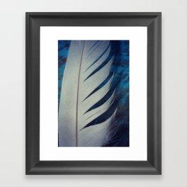 Delicate Endeavors Framed Art Print