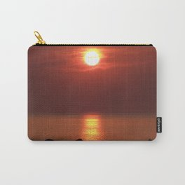 Halo Sunset Glow Carry-All Pouch