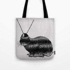 Fuzzy Reception Tote Bag