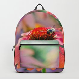 Wildflower and Bee Backpack