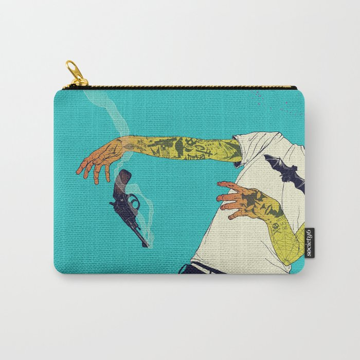 Roulette Carry-All Pouch