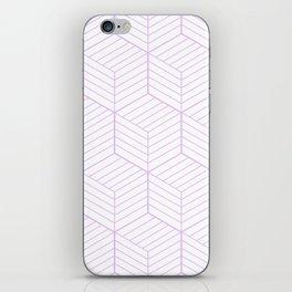 ZADA ((lilac)) iPhone Skin