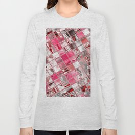 Cherry Tiles Long Sleeve T-shirt