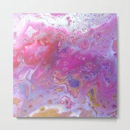 Fluid painting 7. Metal Print