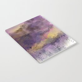 Purple Storm Notebook