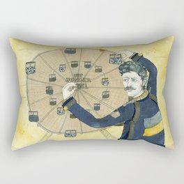Immigrant Punk Eugene Hütz Rectangular Pillow