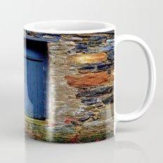 The Blue Door of Ballymascanlon Mug
