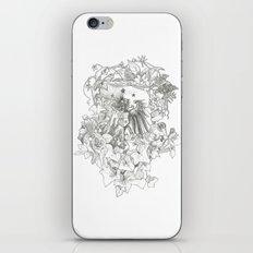 Ivy Crest iPhone & iPod Skin