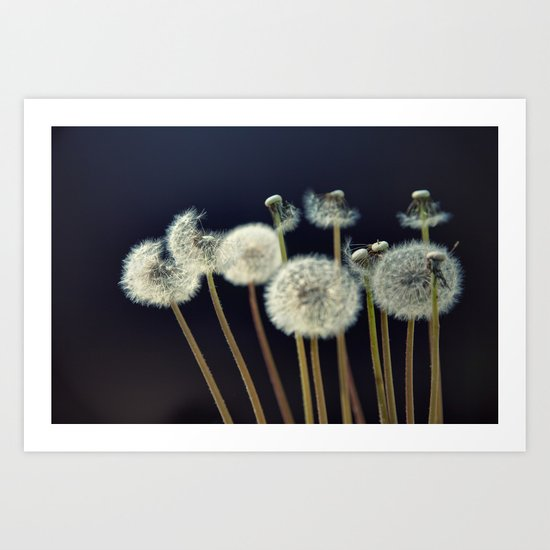 {wishes} Art Print