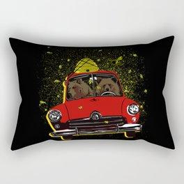 Honey Run Rectangular Pillow