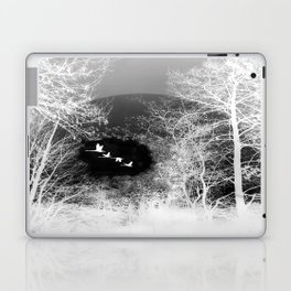 Tree and sky Laptop & iPad Skin