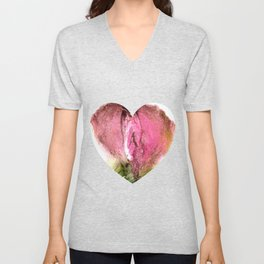 Ceren's Heart Shaped Box Unisex V-Neck