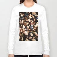 feet Long Sleeve T-shirts featuring feet by Rick Onorato