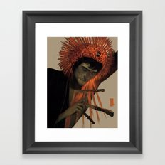 Will Framed Art Print