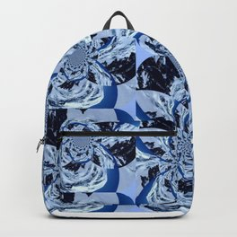 Mountain Fractal Backpack