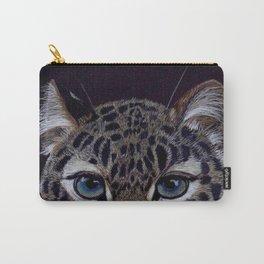 Amur Leopard Carry-All Pouch
