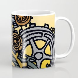 QUARTER TO FOUR Coffee Mug