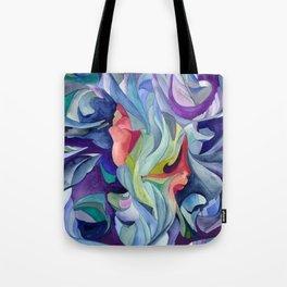Kind of Blue Tote Bag