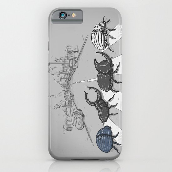 The Beetles iPhone & iPod Case