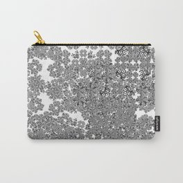 Expansion (White) Carry-All Pouch