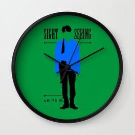 Jonghyun - Sightseeing Wall Clock