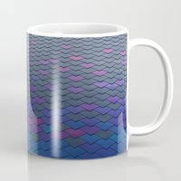 scales Mugs featuring Scales by Sahara Novotny