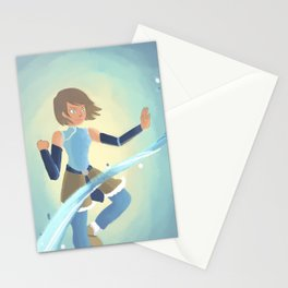 [Legend of Korra] Water Stationery Cards