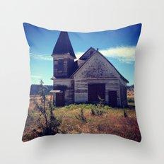 Warm Springs Throw Pillow