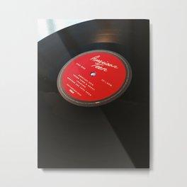 khalid vinyl Metal Print