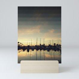 Fading Skies Mini Art Print
