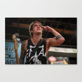 Andy Glass | We Came As Romans Canvas Print