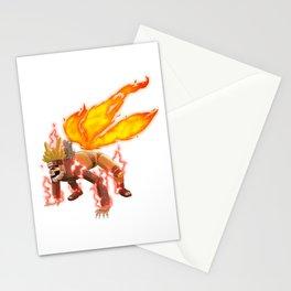 Naruto Fire Stationery Cards