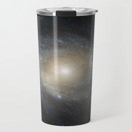 Barred Spiral Galaxy NGC 4639 Travel Mug