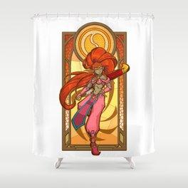 Sage of Spirit Shower Curtain