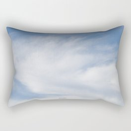 Just Clouds #3 Rectangular Pillow