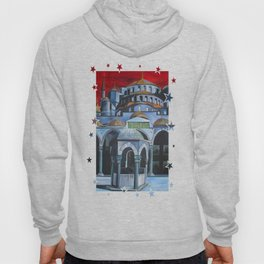 Sultan Ahmed Mosque, Istanbul  Hoody