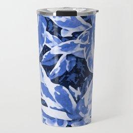 Aloha Blue Travel Mug