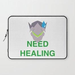 Need Healing genji Laptop Sleeve