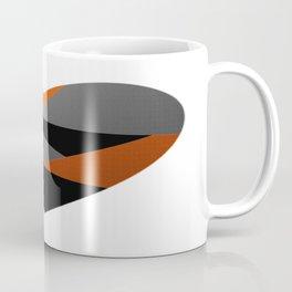 Metal Heart Coffee Mug