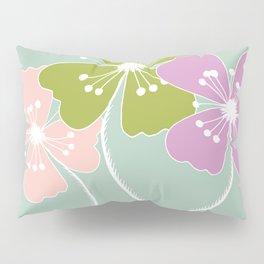 Bouquet Fleurie Pillow Sham
