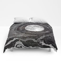 Moon Glow Comforters