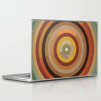 mod Laptop & iPad Skins featuring Mod  by Lori Wemple