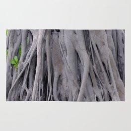 Banyan Tree Trunk Rug