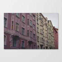 Prague's Old Town Canvas Print