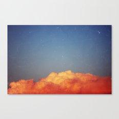 Let Heaven Come Canvas Print
