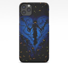 DARK SORA - KINGDOM HEARTS iPhone Case