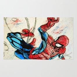 Web-Slinger Spider-Man Rug